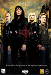 Sanctuary - Sesong 1 (DVD)