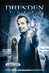 The Dresden Files (UK-import) (DVD)
