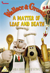 Wallace & Gromit - A Matter Of Loaf And Death (UK-import) (DVD)