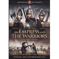 An Empress & The Warriors (DVD - SONE 1)