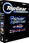 Top Gear - The Great Adventures Vol. 1 (UK-import) (DVD)