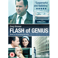 Flash Of Genius (UK-import) (DVD)