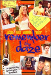 Remember The Daze (DVD - SONE 1)