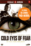 Produktbilde for Cold Eyes Of Fear (DVD)
