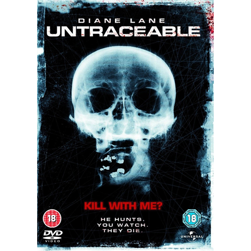 Untraceable (UK-import) (DVD)