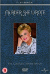 Produktbilde for Murder, She Wrote - Sesong 9 (DVD - SONE 1)