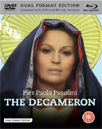 The Decameron (UK-import) (Blu-ray + DVD)