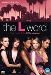 The L Word - Sesong 5 (UK-import) (DVD)