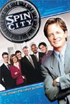 Spin City - Sesong 1 (DVD - SONE 1)