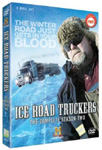 Ice Road Truckers - Sesong 2 (UK-import) (DVD)
