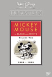 Mickey Mouse In Black And White - Vol. 2 (DVD)