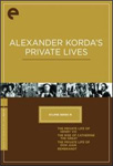 Alexander Korda's Private Lives - Eclipse Series 16 (DVD - SONE 1)