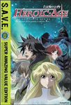 Heroic Age - The Complete Series (DVD - SONE 1)