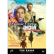 Flame Over India (DVD - SONE 1)