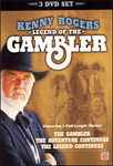 The Legend Of The The Gambler (DVD - SONE 1)