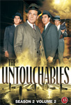 The Untouchables - Sesong 2 Del 2 (DVD)