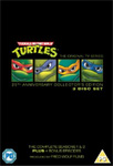 Teenage Mutant Ninja Turtles - 25th Anniversary Edition (UK-import) (DVD)