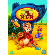 The Secret Of Nimh (UK-import) (DVD)