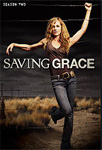 Produktbilde for Saving Grace - Sesong 2 (DVD - SONE 1)
