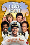 The Love Boat - Sesong 2 Del 2 (DVD)