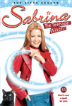 Sabrina The Teenage Witch - Sesong 5 (DVD)