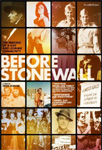 Before Stonewall (UK-import) (DVD)