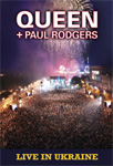 Produktbilde for Queen & Paul Rodgers - Live In Ukraine (DVD)
