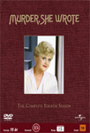 Murder, She Wrote - Sesong 4 (DVD)