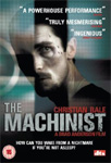 The Machinist (UK-import) (DVD)