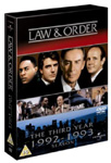 Law & Order - Sesong 3 (UK-import) (DVD)