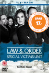 Produktbilde for Law & Order: Special Victims Unit - Sesong 8 (UK-import) (DVD)