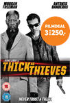 Produktbilde for Thick As Thieves (DVD)