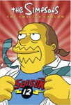 The Simpsons - Sesong 12 (UK-import) (DVD)