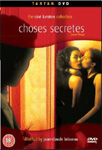 Choses Secrets (UK-import) (DVD)