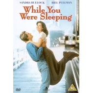 While You Were Sleeping (UK-import) (DVD)