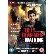 Fifty Dead Men Walking (UK-import) (DVD)