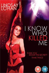 Produktbilde for I Know Who Killed Me (UK-import) (DVD)