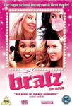 Bratz - The Movie (UK-import) (DVD)