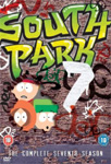 South Park - Sesong 7 (UK-import) (DVD)