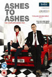 Ashes To Ashes - Sesong 2 (UK-import) (DVD)