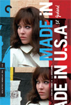 Made In USA - Criterion Collection (DVD - SONE 1)