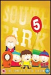 South Park - Sesong 5 (UK-import) (DVD)