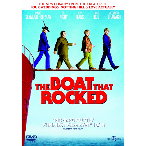 The Boat That Rocked (UK-import) (DVD)