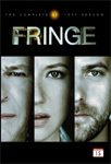 Fringe - Sesong 1 (UK-import) (DVD)