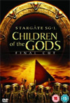 Stargate SG-1 - Children Of The Gods (UK-import) (DVD)