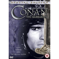 Conan The Barbarian (UK-import) (DVD)