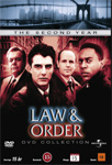 Law & Order - Sesong 2 (DVD)