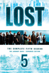 Lost - Sesong 5 (UK-import) (DVD)