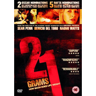 21 Grams (UK-import) (DVD)