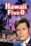 Hawaii Five-O - Sesong 6 (DVD)